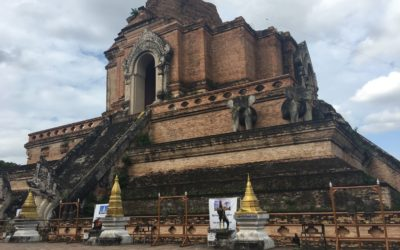 Chiang Mai- the oldest 'New City'