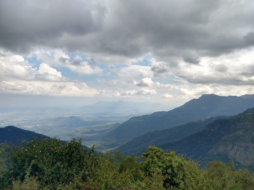 Nilgiris Range of Mountains