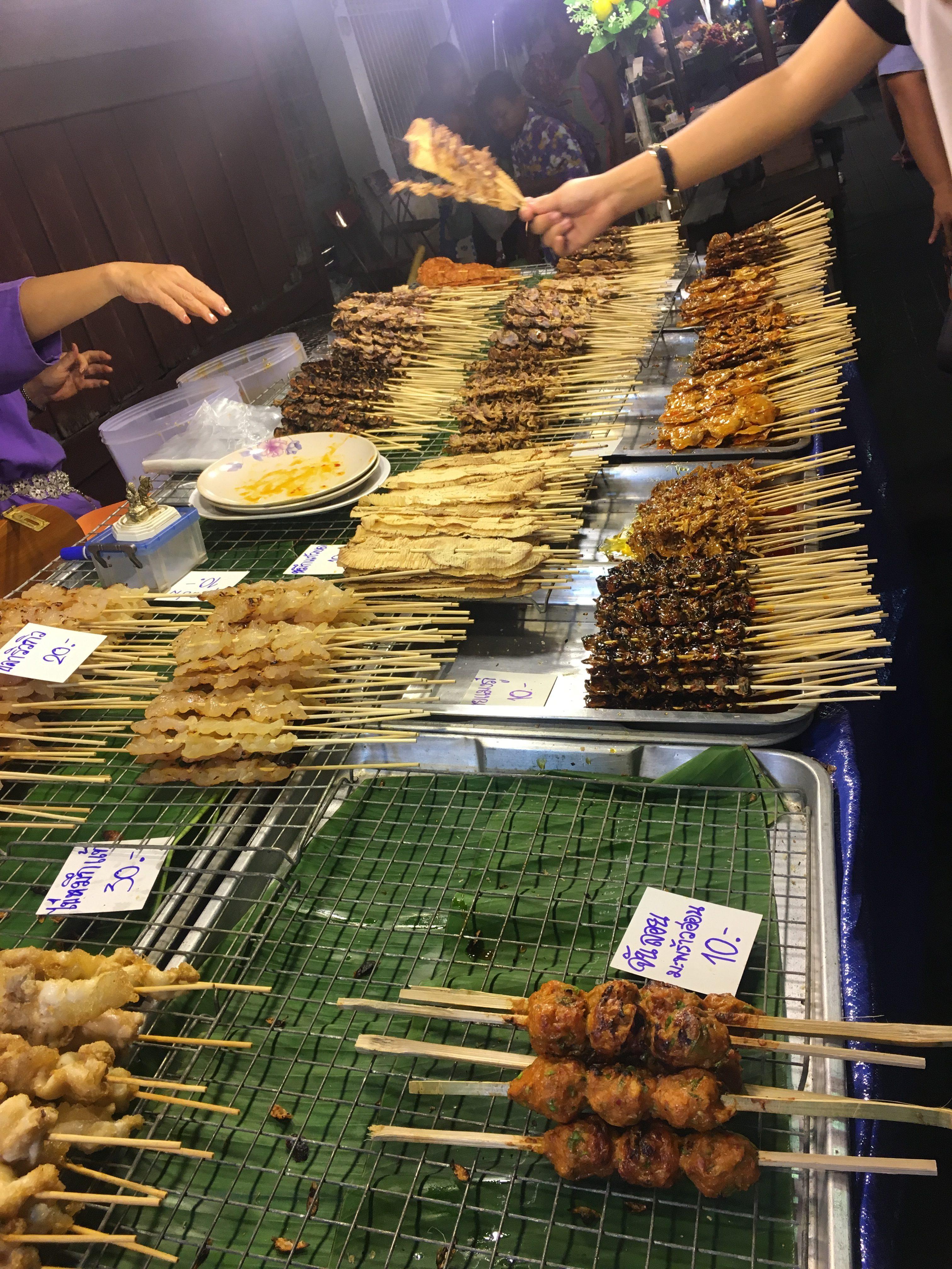 Thailand Street Food,