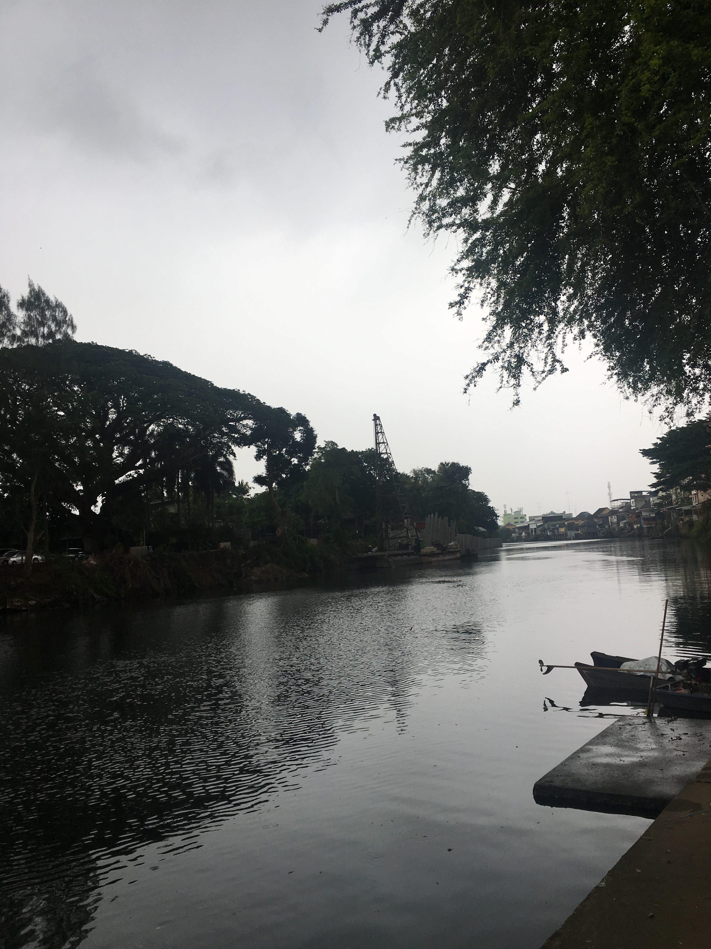 River Front Chanthaburi, Thailand