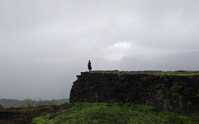Trek to Rajmachi Fort in the Western Ghats