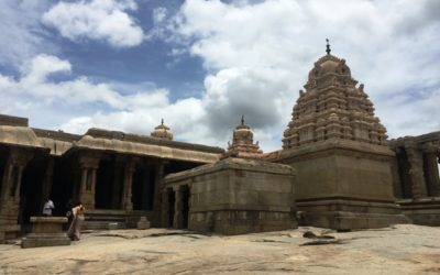 A Day Trip to Lepakshi