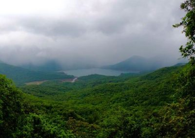 Goa from Western Ghats