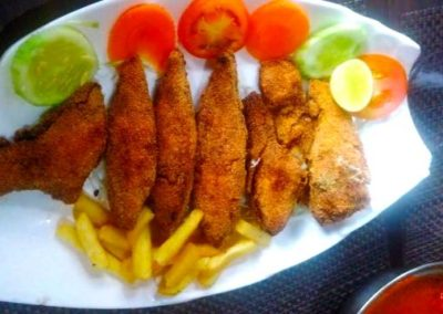 Sea Food in Goa