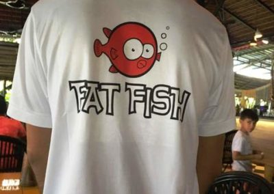 Fat Fish sea Food in Goa