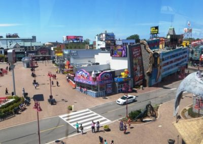 Clifton Hill Area at Niagara
