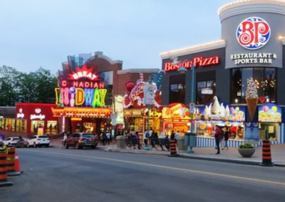 Clifton Hill , Niagara