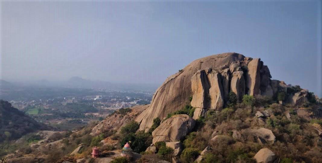 Ramadevara Betta Trek – Gabbar's Den