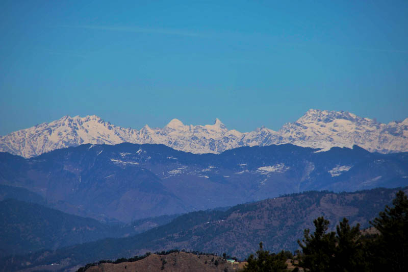 Winters in Himachal Pradesh- Narkanda, Naldera and Tattapani